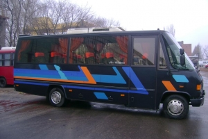 avtobus -Mercedes-Teamstar